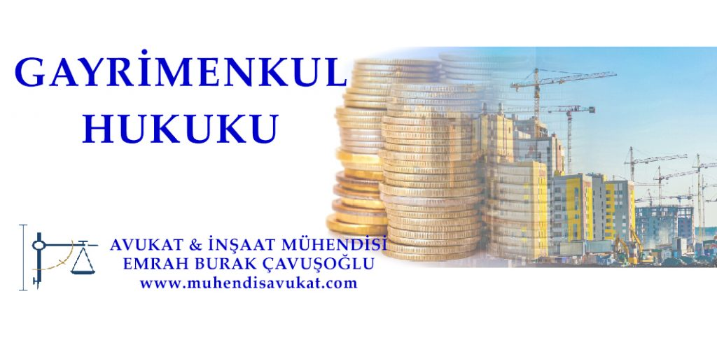 GAYRİMENKUL-HUKUKU